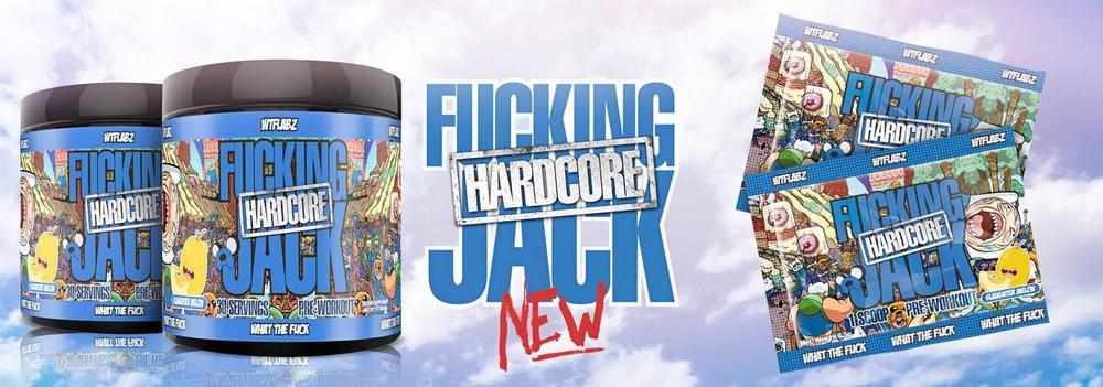 предтреник WTF Fucking Jack Hardcore