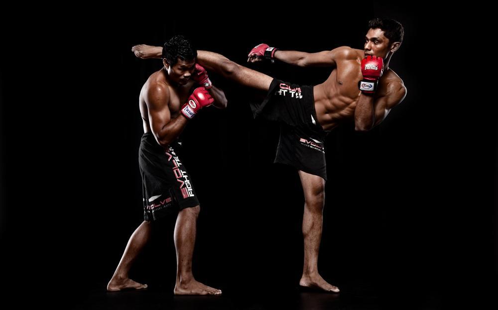 спортивная одежда для бокса и единоборств