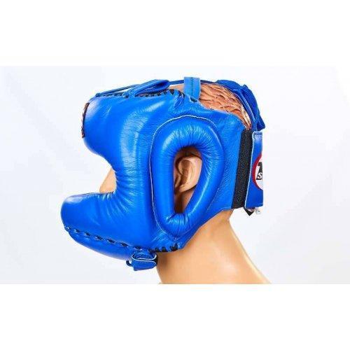 шлем с бампером Twins Special HGL-10