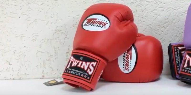 боксерские перчатки Twins Special BGVL-3 16 унций
