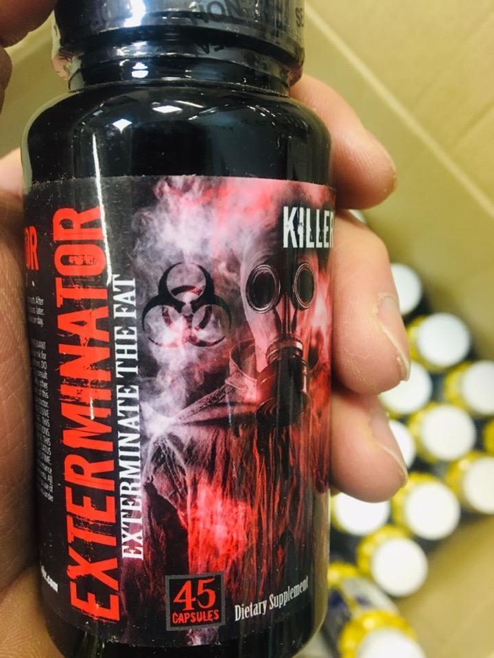 Exterminator Killer Labz для мужчин