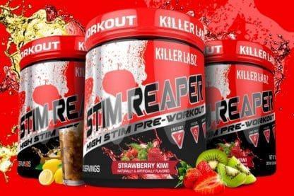 Stim Reaper Killer Labz 210 гр