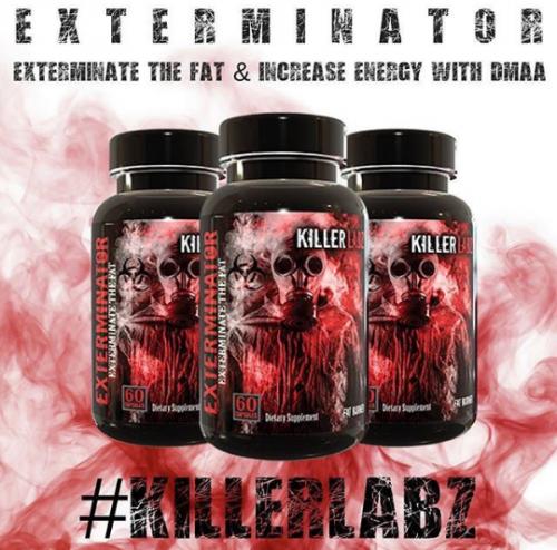 Exterminator Killer Labz для похудения