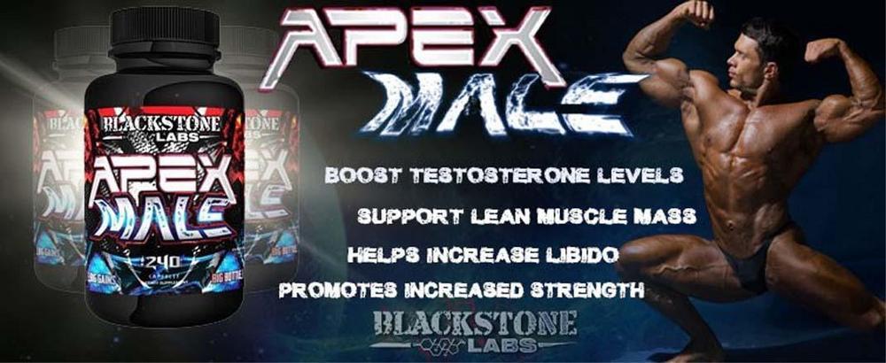 Тестобустер Apex Male Blackstone Labs