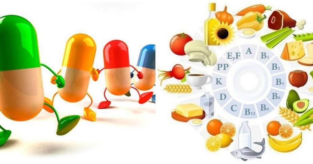 Мультивитамины для детей в таблетках