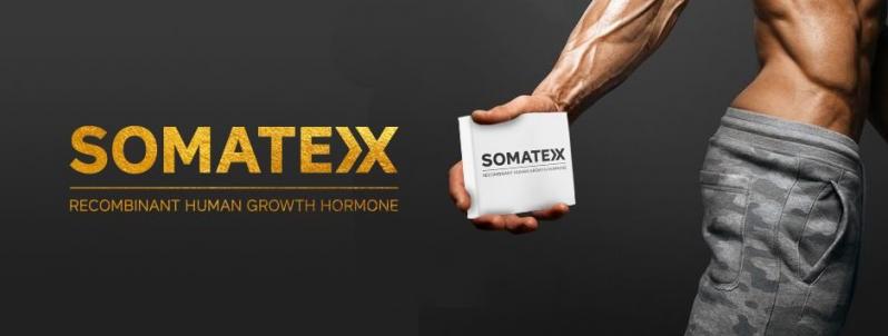 Somatex гормон роста для мужчин 100 ME
