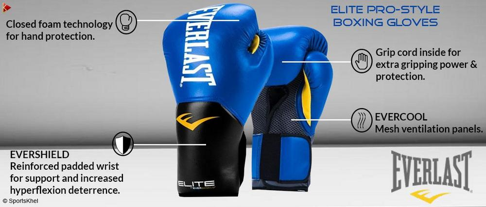 Everlast Elite ProStyle для детей