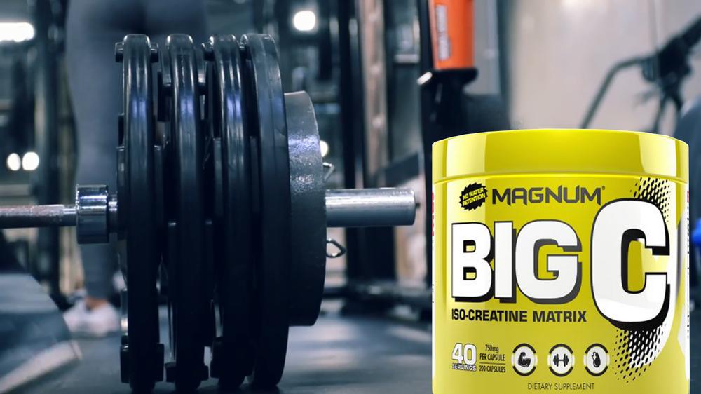 BIG C Magnum для мышц
