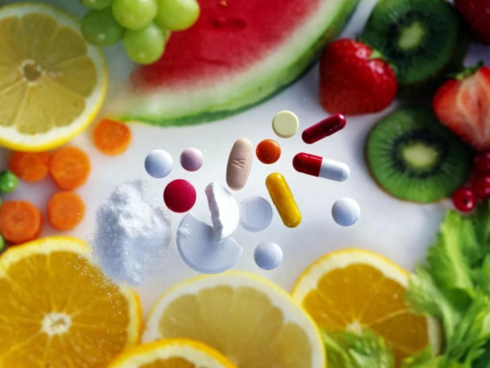 комплекс витаминов и минералов в порошке