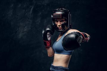 размеры боксерских шлемов