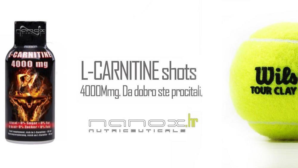 L-carnitine Shot 4000 фото