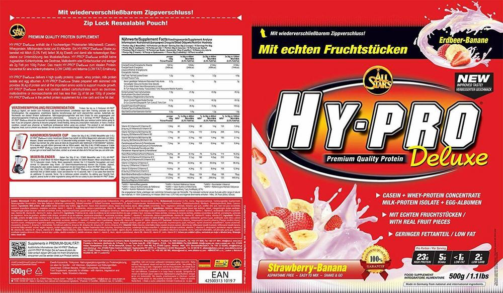 Hy Pro 85 Protein All Stars многокомпонентный