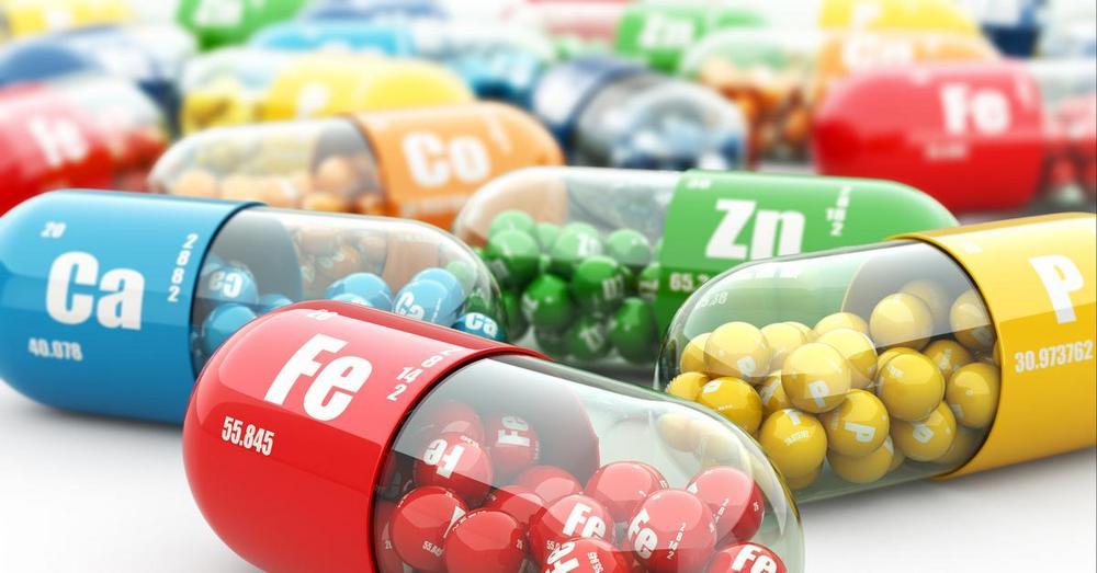 Витамины и минералы для детей
