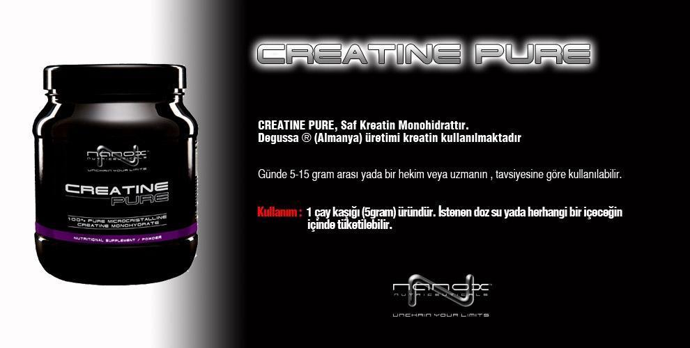 Creatine Pure в порошке