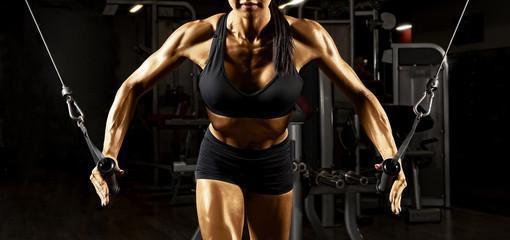 спортивные перчатки для фитнеса определить размер