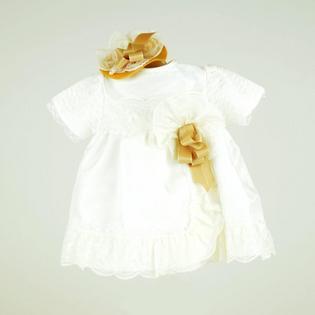 Арт. 0000039, на куклу 60 см. Нарядное платье
