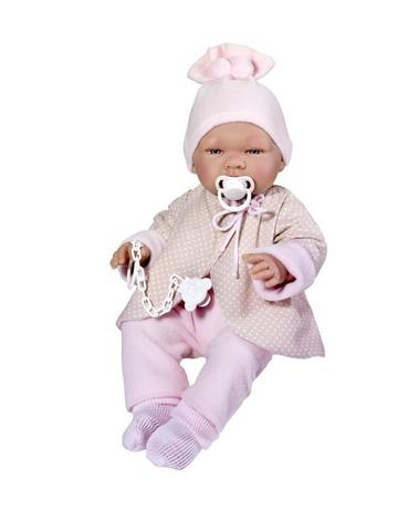 "Кукла-реборн ""ASI"" Мария, арт.364050"