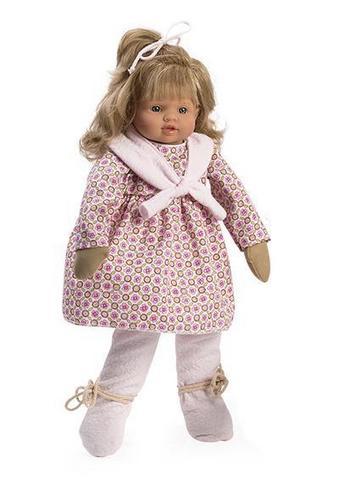 """Кукла """"ASI"""" Берта в платьице с воротничком (арт.485370)"""