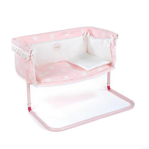 Арт. 62071 Прикроватная кровать для куклы