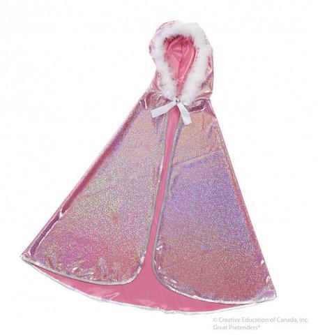 Мерцающий плащ для принцессы, арт. 50415