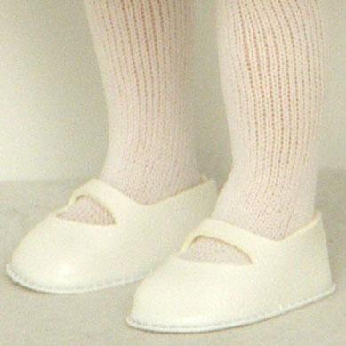 Туфли на куклу 30 см