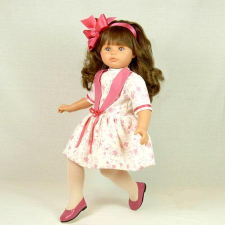Платье на куклу 57 - 60 см