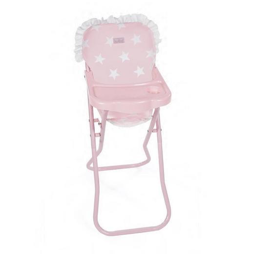 Арт. 60406 Высокий стул для куклы