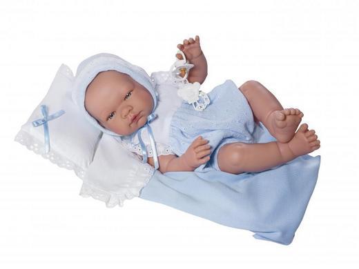 """Кукла-реборн  """"ASI"""" Пабло, арт.363491"""