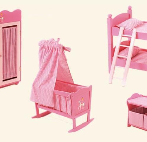 Кукольная мебель и аксессуары