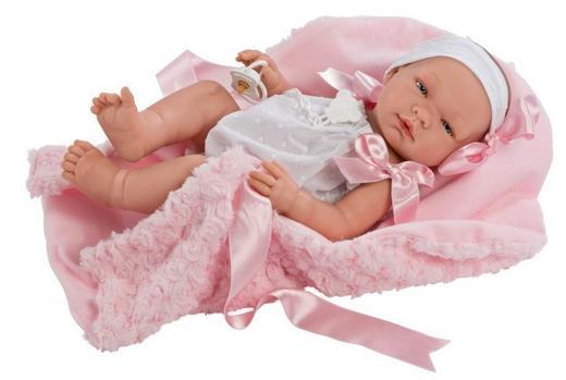 "Кукла-реборн ""ASI"" Мария, арт.364300"