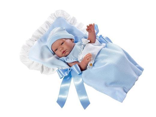 "Кукла-младенец ""ASI"" Пабло, 43 см (арт.363601)"