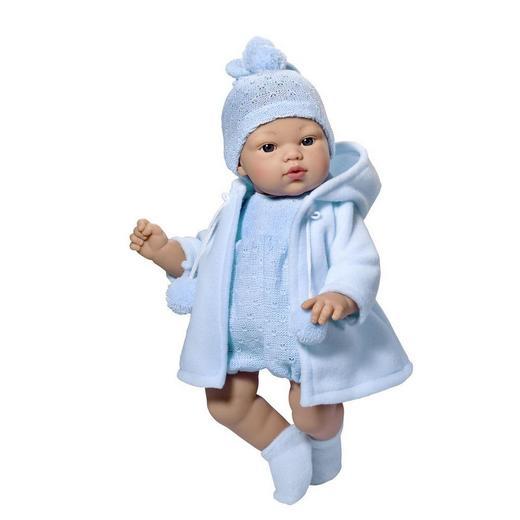"""Кукла-пупс """"ASI"""" Коки в голубом пальто (арт.401621)"""