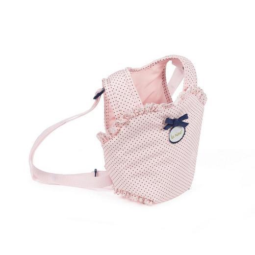 Арт. 65018 Рюкзак-переноска для куклы