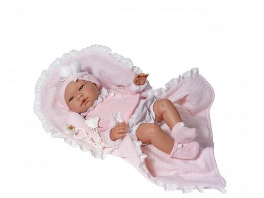 "Кукла-реборн  ""ASI"" Мария, арт.363520"
