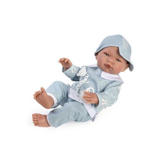"Кукла-младенец ""ASI"" Пабло в спортивном костюме(арт.365741)"
