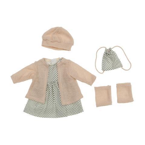Арт.0000106, Комплект одежды на куклу 40 см