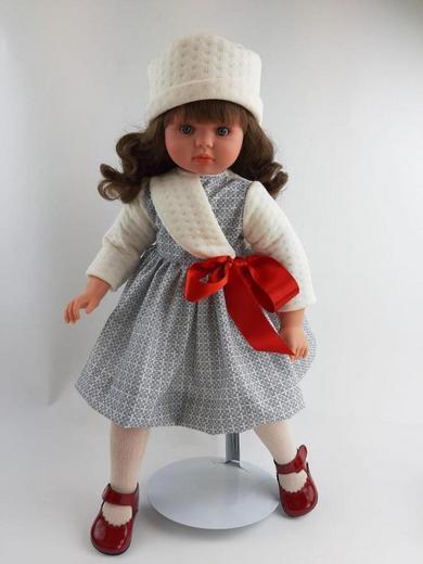 """Кукла """"ASI"""" Пепа в дизайнерском платье (арт.285690)"""