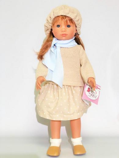 """Кукла """"ASI"""" Нелли, 40 см (арт.253010)"""