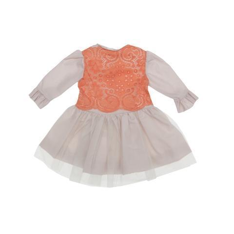 Арт.0000092, на куклу 57 - 60 см. Платье