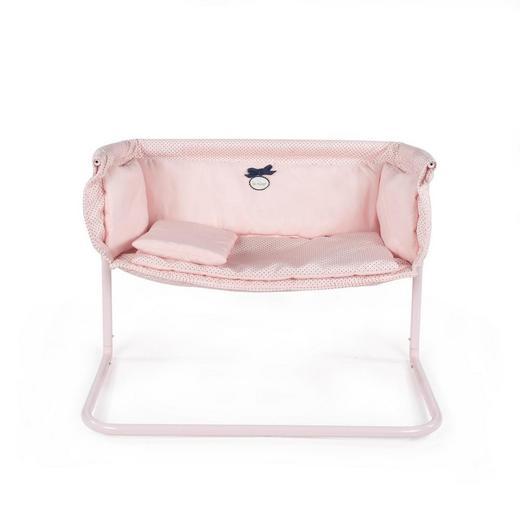 """Прикроватная кровать """"La Nina"""" для кукол (арт.65030)"""