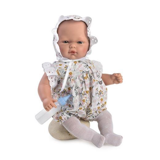 """Кукла-пупс """"ASI"""" Оли в песочнике и чепчике (арт.455781)"""