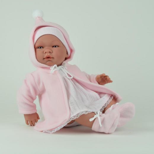 "Кукла-реборн ""ASI"" Мария, 43 см, арт. 362960"