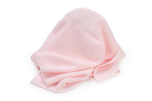 """Плед """"ASI"""" для куклы, розовый."""