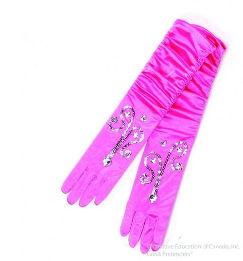 Длинные перчатки для принцессы, арт. 22820