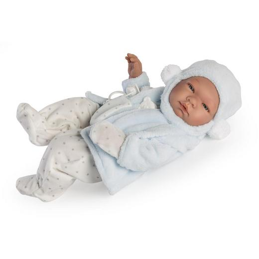 "Кукла-младенец ""ASI"" Пабло, 43 см (арт.364531)"