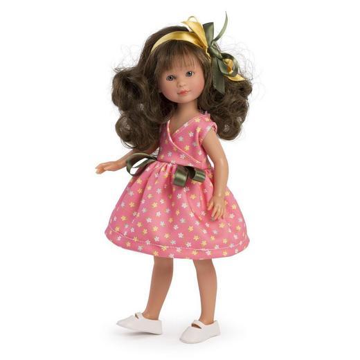 """Кукла """"ASI"""" Селия в розовом платьице (арт.165640)"""