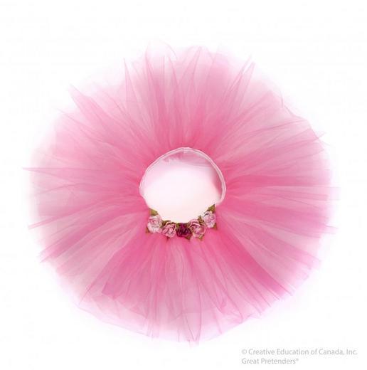 Розовая балетная пачка, арт. 46620