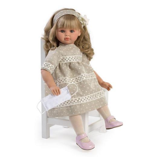 """Кукла """"ASI"""" Пепа в элегантном платье с маской (арт.285680)"""