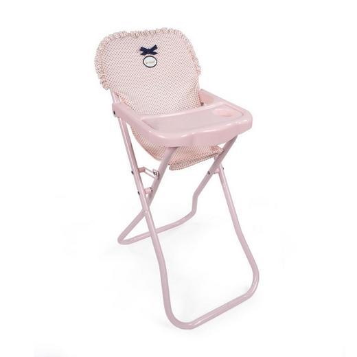 """Высокий стул """"La Nina"""" для кукол (арт. 65017)"""