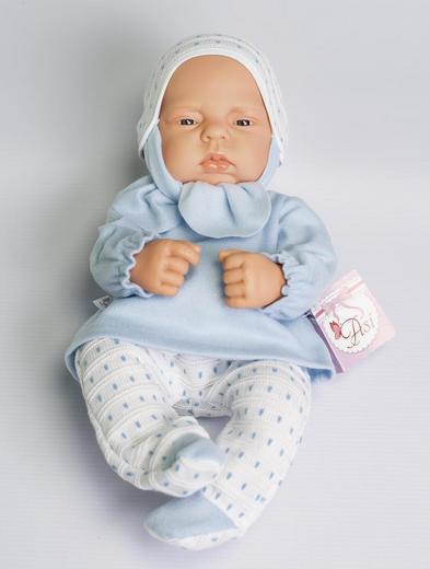 """Кукла-младенец """"ASI"""" Лукас, 42 см (арт.324470/1)"""